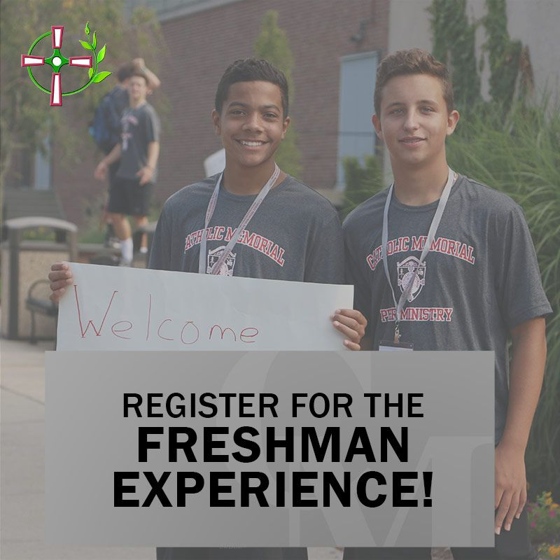 Freshman Experience Registration 2019
