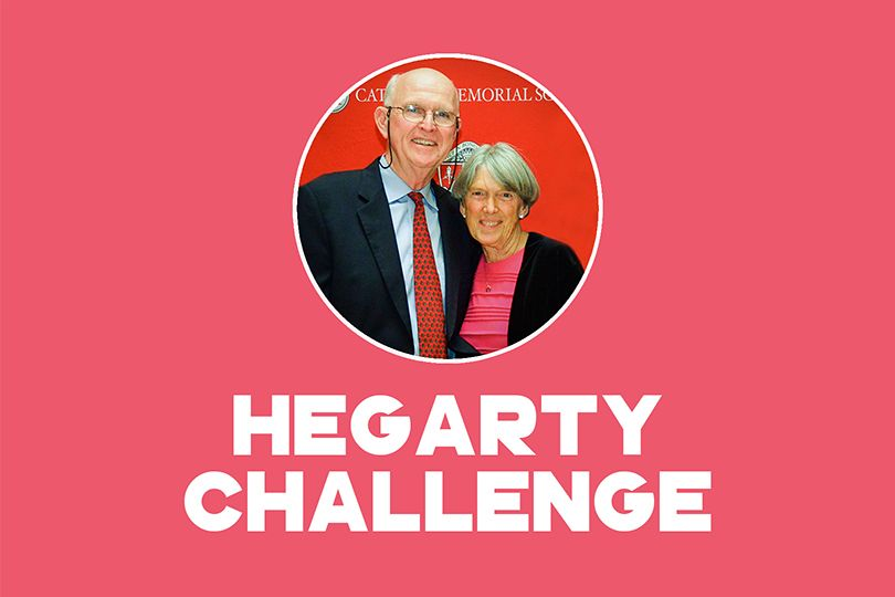Accept the Hegarty Challenge!