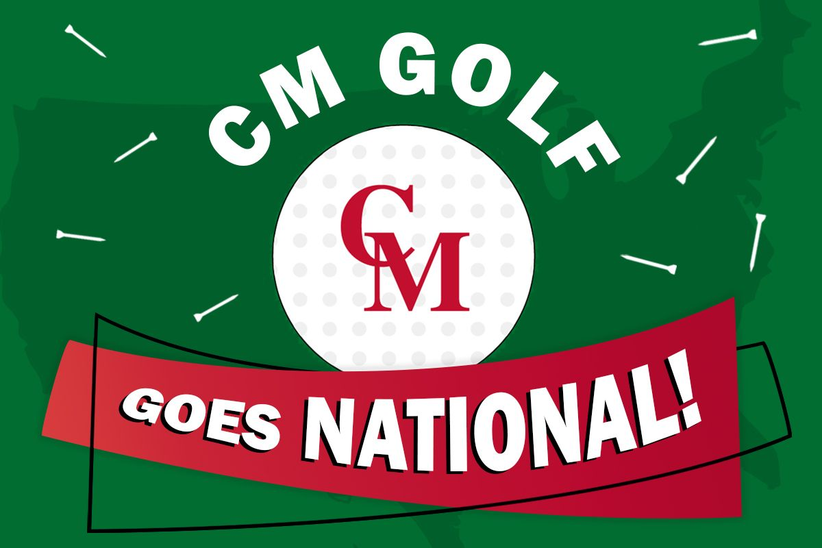 CM Golf Goes National