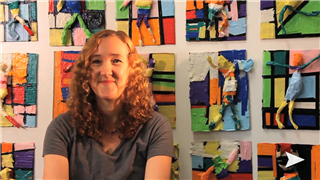 Susannah Funnell, Head of the Visual Art Department