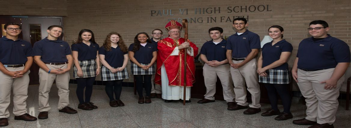 Opening Mass with Bishop Sullivan