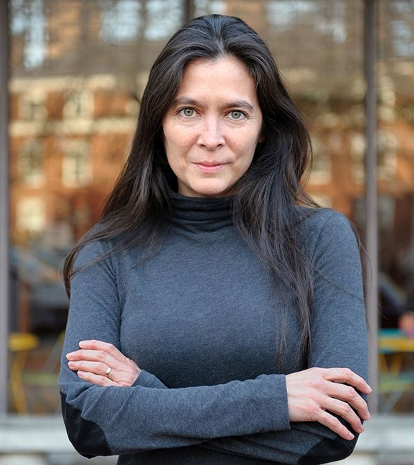 Director Diane Paulus '84 photo copyright Susan Lapides 2012