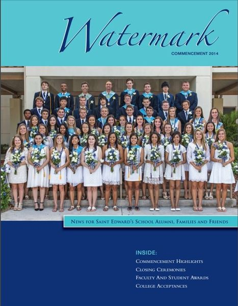 SPRING 2014 Watermark: Commencement