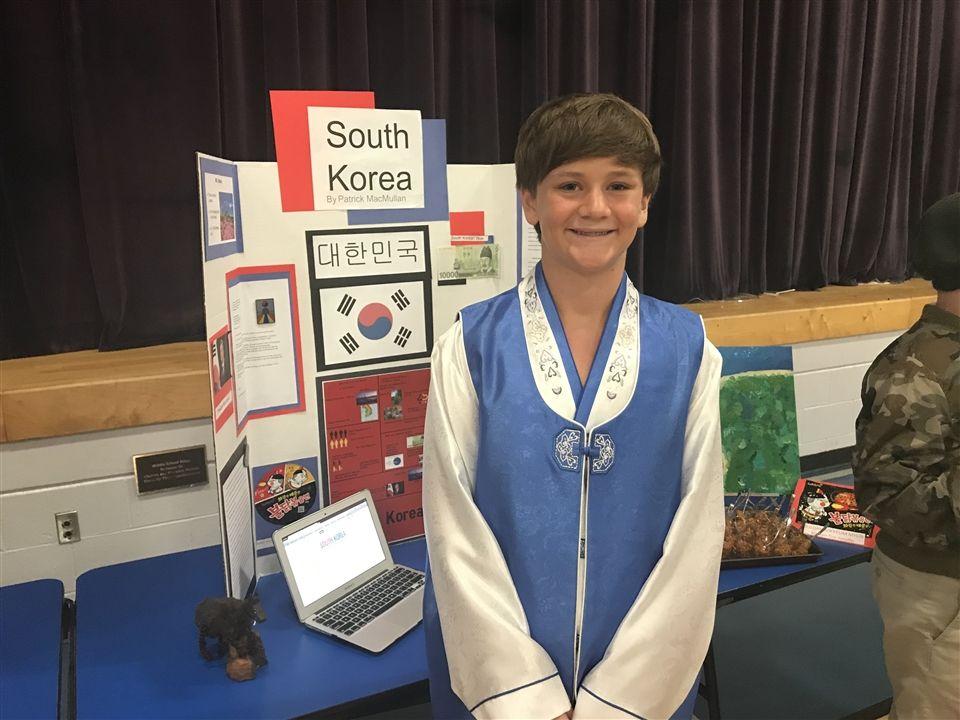 Sixth Grade Travels the World   Saint Edward's School