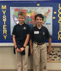 Fifth Grade News: National Current Events League