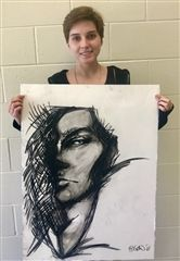 Regan Recognized by Vero Beach Art Club