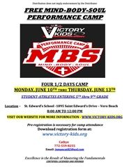 Victory Kids Camp