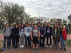 Juniors visit Washington DC