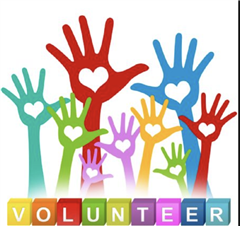 Volunteer for the PA today!
