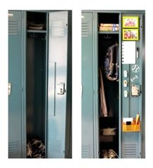End of Year Locker Reminder