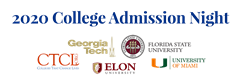 2020 College Admission Night: College Night with the Deans