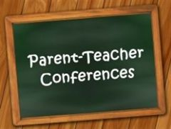 Parent Teacher Conference Sign Up Available Online January 22nd