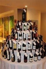 We are still collecting wine for our Wine Wall!  The Wine Wall at Saint Edward's Pirate Ball is an integral part of the event.