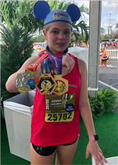 Eighth Grade Runner Competes in 4 Races in 4 Days