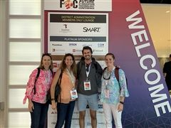 LS, MS and US teachers present at FETC 2020