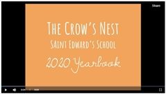 2020 Yearbook Presentation and Dedication