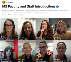 Meet the MS Faculty and Staff