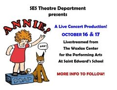 ANNIE! Purchase Tickets for Livestream Performance