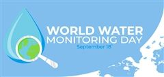 Happy World Water Monitoring Day!