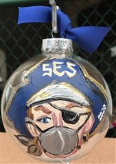Ornament Option 1: Masked Pirate