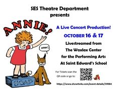 LEAPIN' LIZARDS, it's time for ANNIE!