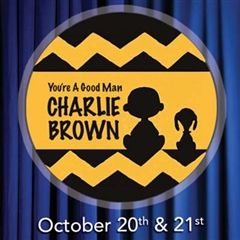 You're A Good Man, Charlie Brown! hits the SES stage October 20 at 7 pm and again on October 21 at 2 and 7 pm.