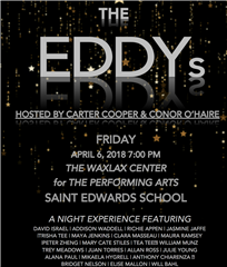 Mark Your Calendar: The Eddy's on April 6