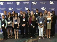 SES Students Take Top Awards at State Science Fair
