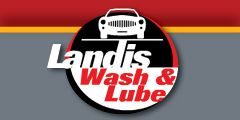 Landis Wash and Lube