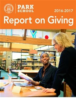 2016-17 Report on Giving