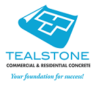 Tealstone Commercial & Residential Concrete