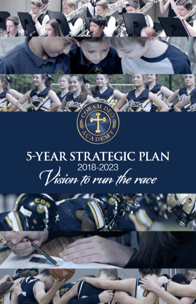 Click the photo above to view the Strategic Plan
