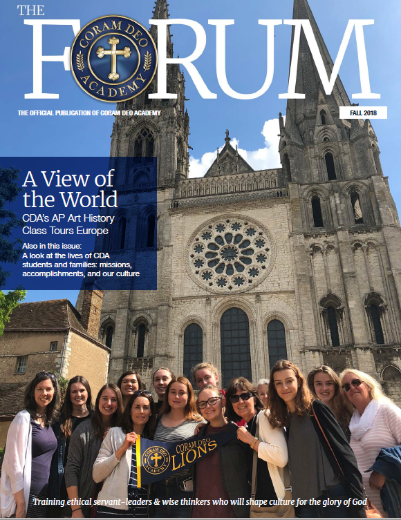 Click on the image above to read our 2018 Fall Forum
