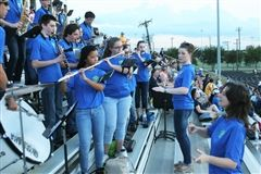 Our Awesome Pep Band