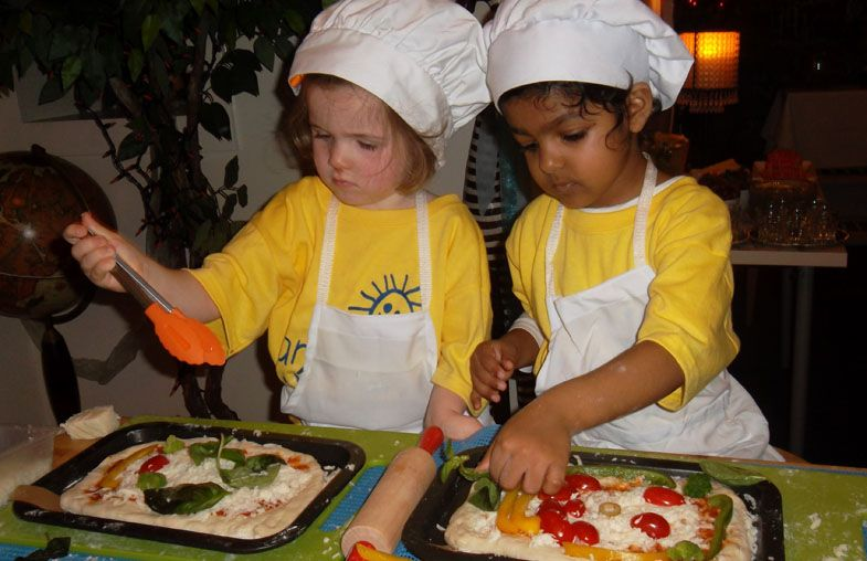 World Cultures Day Camp (Ages 3.5-6)