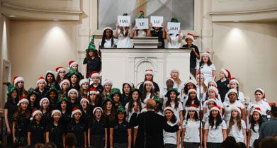 Singers' Christmas Concert 2015