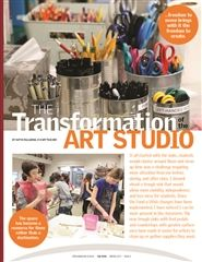 The Transformation of the Art Studio
