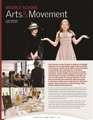 Middle School Arts & Movement