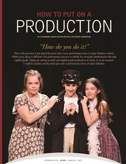How to Put on a Production