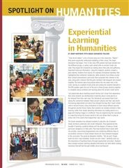 Experiential Learning in Humanities