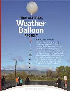 High Altitude Weather Balloon Project