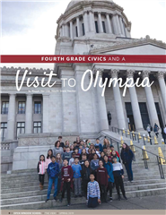 Fourth Grade Civics and a Visit to Olympia
