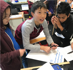 Generational Development of C. elegans in Microgravity designed by a team of sixth graders, Adarsh Sanjay, Annicka Hsue, Jachin Lee, and Jian Zhou Chen