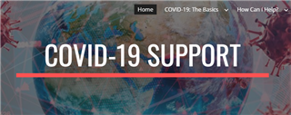 COVID-19 Support Site
