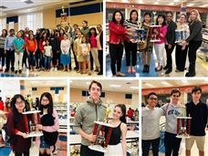 French and Chinese Students Win First Place at Palm Beach Language Fair