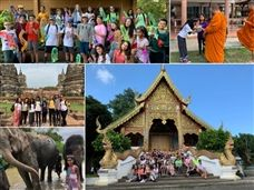 Adventurous Middle School Scots Make an Impact on Round Square Trip to Thailand