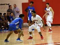 Boys Basketball Defeats Cardinal Newman in Regional Quarterfinal