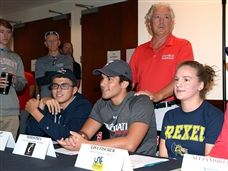 Saint Andrew's Celebrates Eleven Seniors on National Signing Day