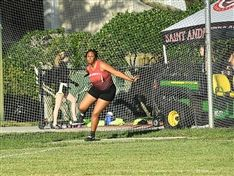 Five Track and Field Athletes Compete at Pepsi Florida Relays