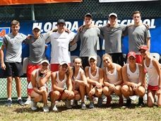 Boys and Girls Tennis Both Win State Championship Titles